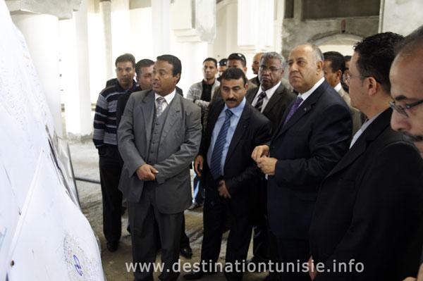 Visite du ministre du Tourisme dans la région du sud-est