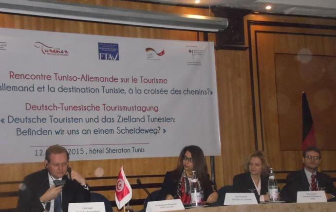 Les experts allemands encore au chevet du tourisme tunisien