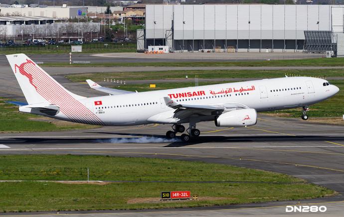 Tunisair: dernières retouches pour son nouveau gros-porteur