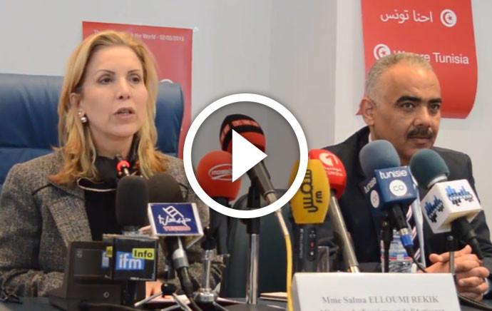Selma Elloumi-Rekik : présentation de l'événement We are Tunisia