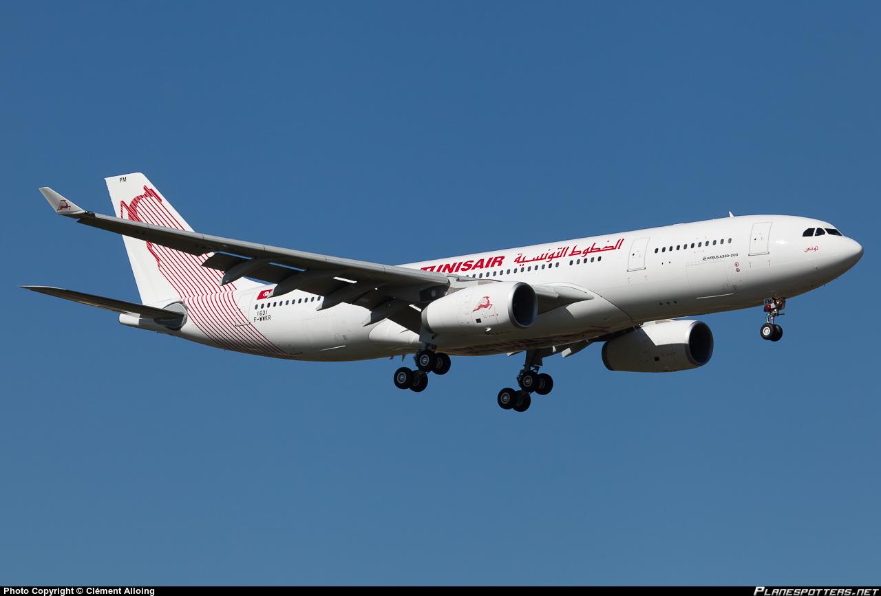 Tunisair-Airbus-A330-200