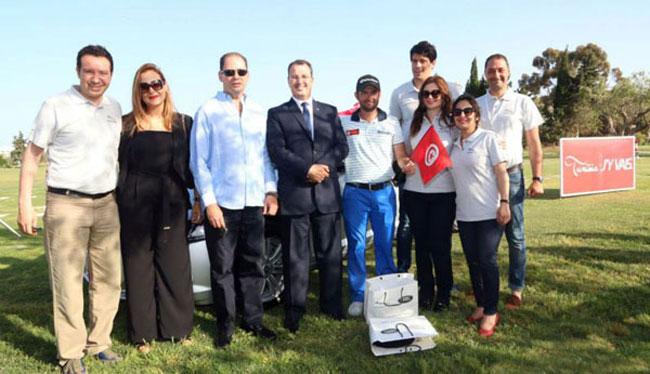 Jaguar Land Rover sponsorise le TGO à El Kantaoui