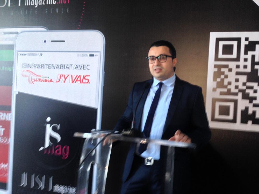 Brahim Soumer, membre du projet Digital à l'ONTT.