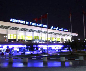 tunis carthag airport