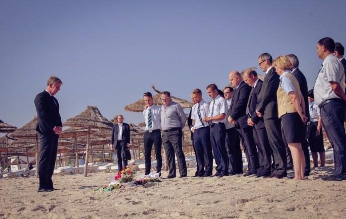 Ce que le big Boss du groupe TUI est venu faire en Tunisie