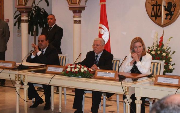 3 ministres et beaucoup d'ambassadeurs pour parler sécurité touristique