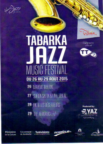 Tabarka Jazz Festival 2015