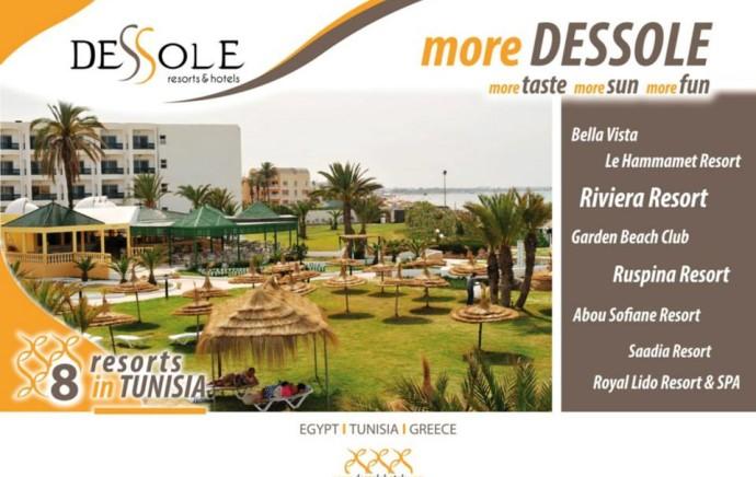 Dessole Hotels en Tunisie a commencé à plier bagages