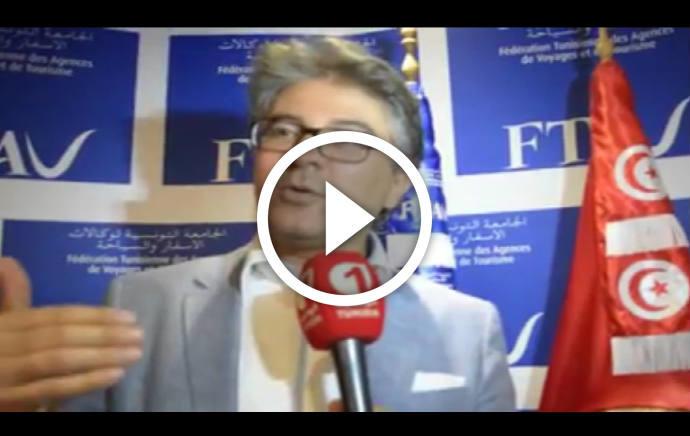 La situation des agences de voyages vue par Mohamed Ali Toumi