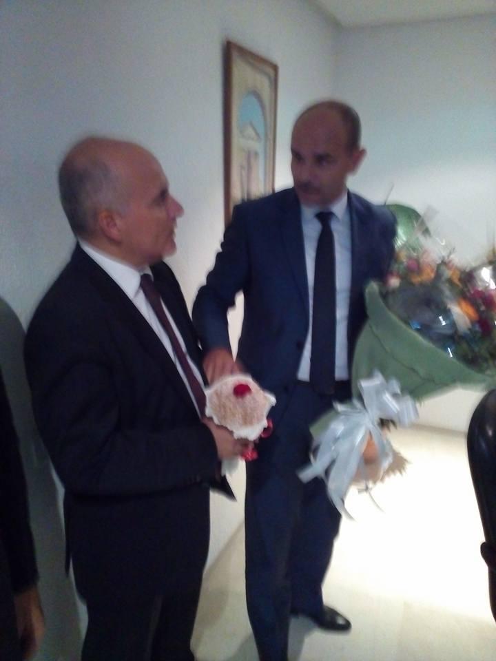 directeur général Tunisair Express