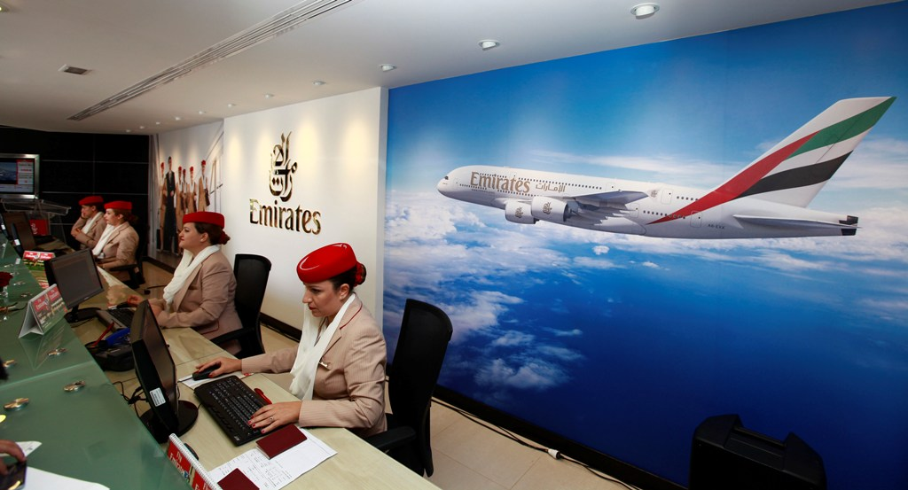 emirates tunis