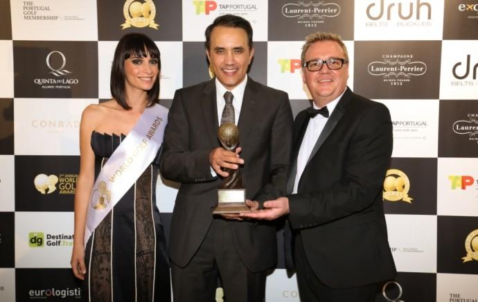 Le Golf Citrus récompensé «Meilleur parcours de golf de Tunisie»