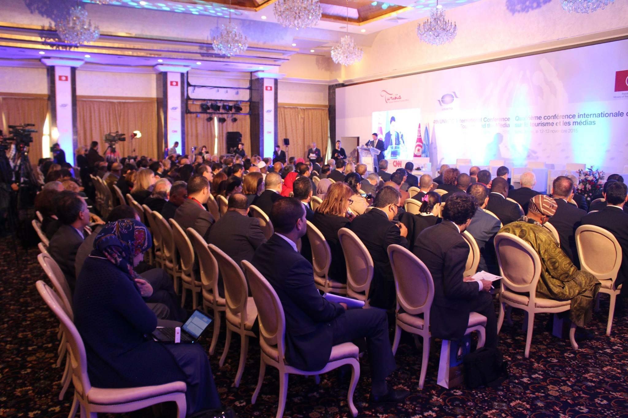 organisation mondiale tourisme tunis 17