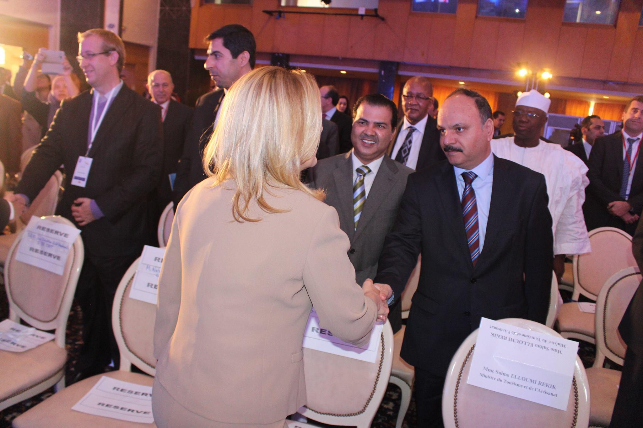 organisation mondiale tourisme tunis 21