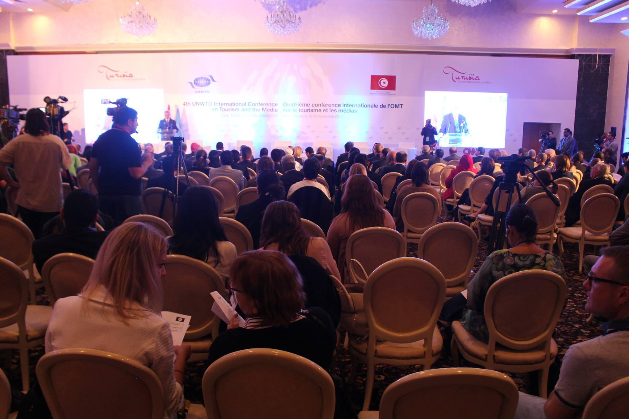 organisation mondiale tourisme tunis 24