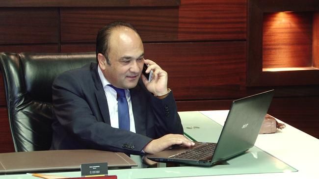Maher Chaabene, promoteur de Tunisia Mall.