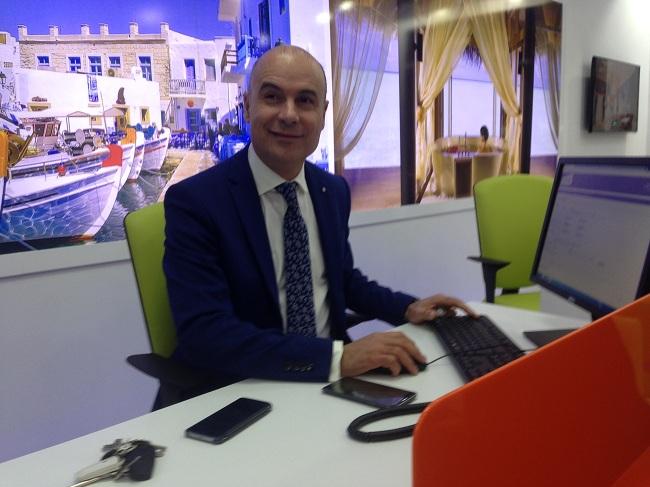 Tarek Lassadi, fondateur et directeur général de Traveltodo.