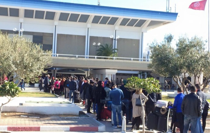 Aéroport Tunis-Carthage: le traumatisme avant d'embarquer