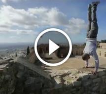 Les Yamakasi font le tour de la Tunisie