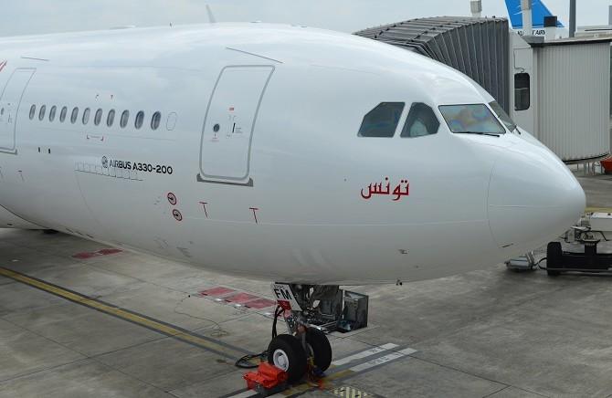 Tunisair met un gros porteur sur Bruxelles