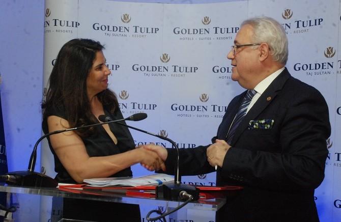 Yasmine Hammamet: l'hôtel Taj Sultan arbore désormais la marque Golden Tulip