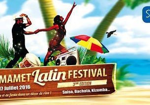 Hammamet Latin Festival 2016