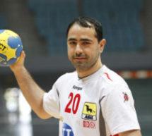 Heykel Megannem, handballeur