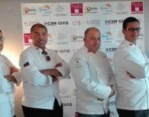 Un quatuor de chefs tunisiens à la Coupe du Monde de la Pâtisserie 2017