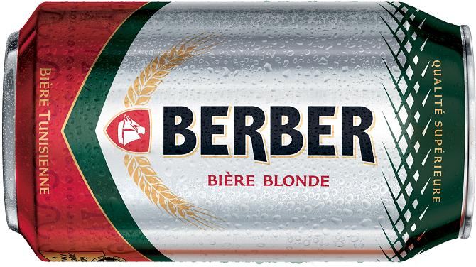La bière Berber est disponible dans deux formats de canettes 24cl et 33cl.