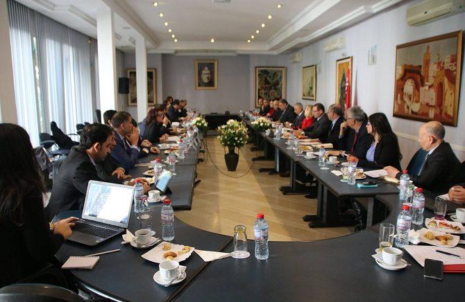 FTH: première rencontre du nouveau bureau avec la ministre du Tourisme