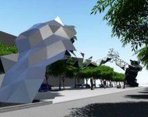 « Un Mémorial de la Révolution » sur l'Avenue Habib Bourguiba à Tunis proposé par des étudiants en architecture