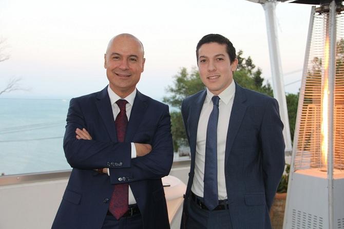 Wassim Ben Jalel Bouricha (à dr.) et Tarek Lassadi.