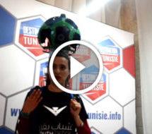 Donia Saad de l'organisation Youth Decides : « filmer tous les sites historiques et les mettre sur la galerie de Google »