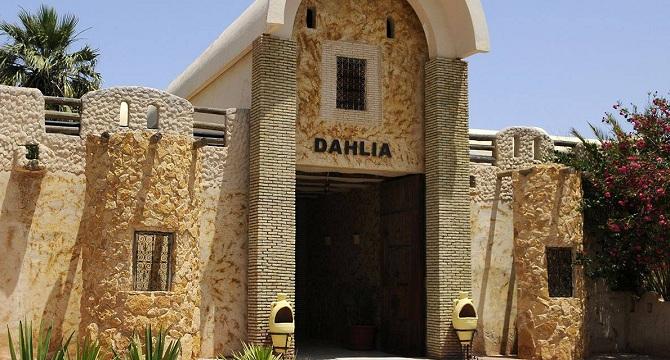L'hôtel Dahlia se prépare pour une grande rénovation.