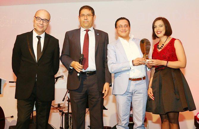 Travel d'Or Tunisie 2017: le vainqueur dans la catégorie 'Enseigne Hôtelière Etrangère' est…