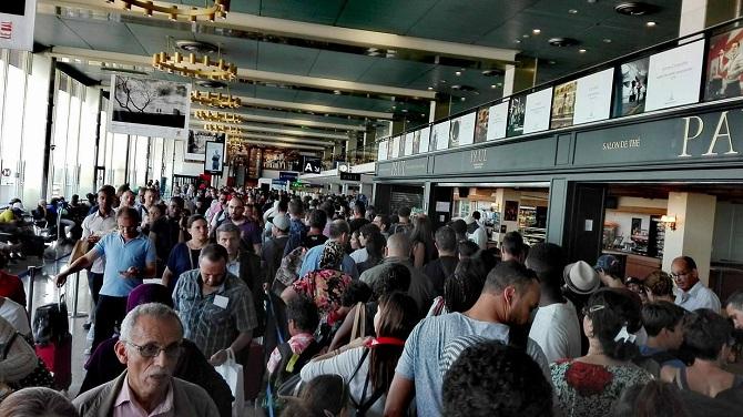 Quand la pagaille à Paris Orly se répercute sur Tunisair, RAM, Air Algérie et les autres