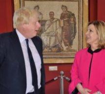 Boris Johnson au Bardo: le poids d'une visite