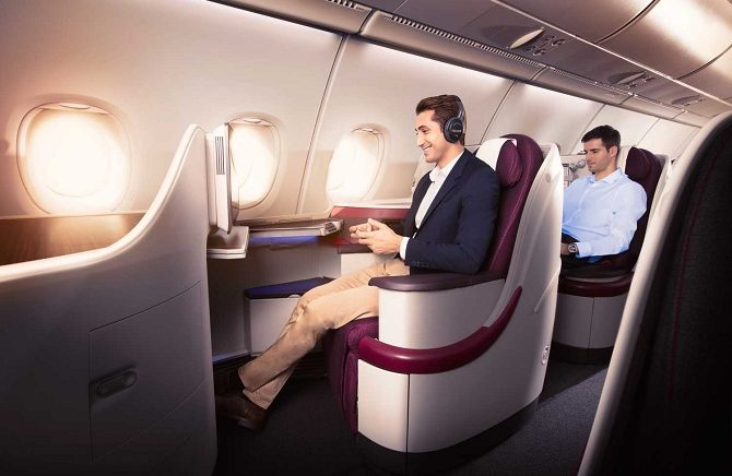Qatar Airways annonce des remises de 25% sur sa classe Affaires