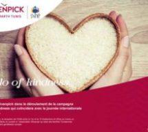 «Un Kilo de bienfaisance» aux Mövenpick Sousse et Gammarth