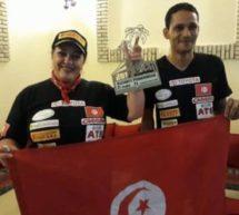 Rallye du Chott: la 2e place à l'équipage tunisien