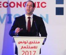 Chahed promet l'application du livre blanc en 2018 sur l'endettement hôtelier