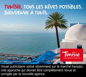 La publicit touristique de la tunisie confi e publicis - Office du tourisme francais bruxelles ...