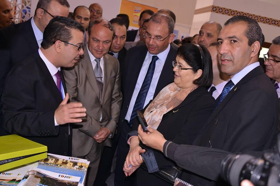 oran-ministre-stand-tunisie