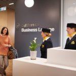 Les lounges Lufthansa proposent de nouveaux services