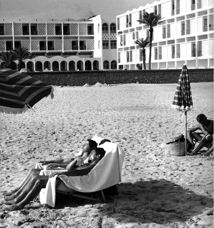 plage-hotel-ulysse-palace-djerba