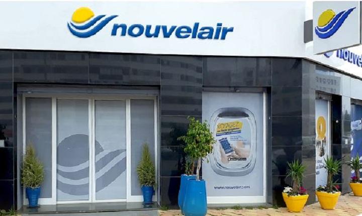 Nouvelair-agence