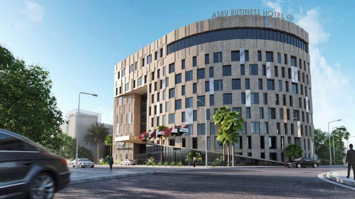 Asbu business hotel tunis