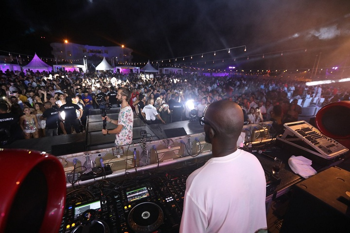 DJ Black Coffee Djerba