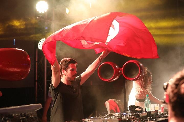 DJ Michael Canitrot