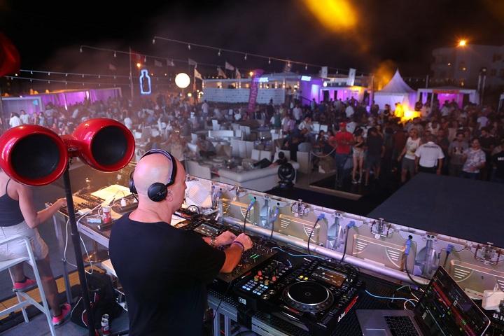 DJ stefano Noferini